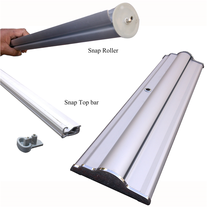 Easy change graphic roll up(PTC-RU-25)