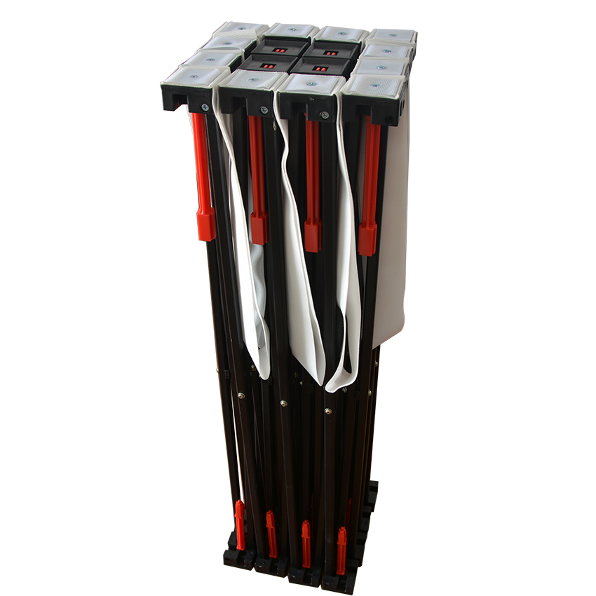 Black tension fabric pop up stand(PTC-PU-3C)